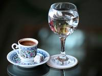 Кофе с водой