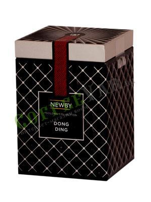 Чай листовой Newby полуферментированный байховый улонг Дон динг 100 гр