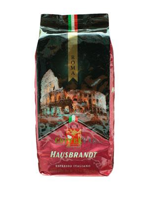 Кофе Hausbrandt в зернах Roma 1 кг