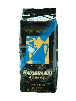 Кофе Hausbrandt в зернах Gourmet 500 гр