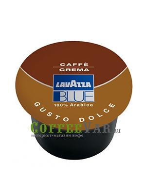 Кофе Lavazza в капсулах Blue Espresso Dolce