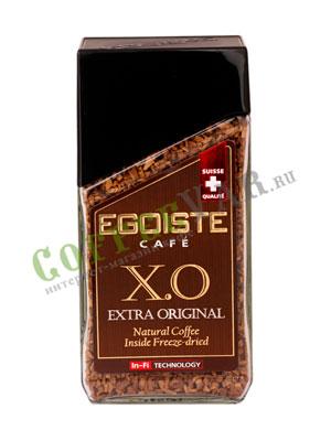 Кофе Egoiste растворимый X.O. (ст.б.)