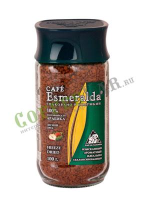 Кофе Cafe Esmeralda растворимый Лесной Орех 100 гр