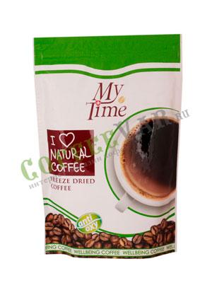 Кофе My Time Anti-Oxy растворимый пакет 95 гр