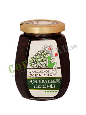 Кабожское варенье из шишек сосны 220 гр
