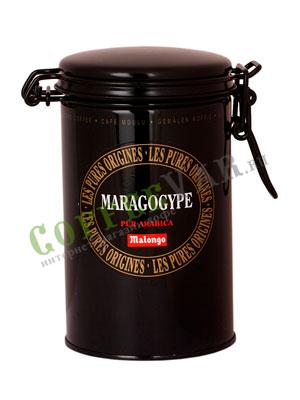 Кофе Malongo молотый Maragogype 250гр