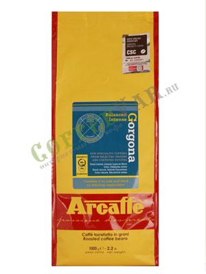 Кофе Arcaffe в зернах Gorgona 1 кг