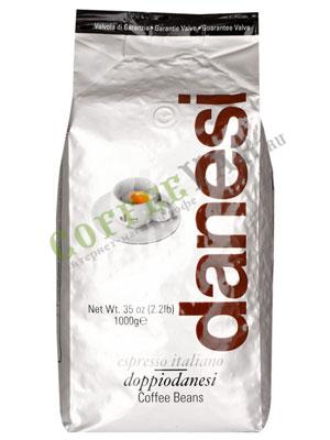 Кофе Danesi в зернах Dopio 1кг