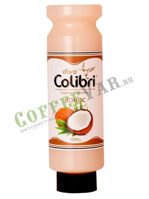 Топпинг Colibri D'oro Кокос 1 л