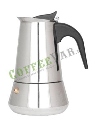 Гейзерная кофеварка Espresso Maker 4 порции 160 мл