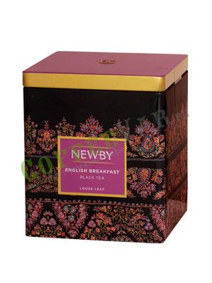 Листовой чай Newby Английский Завтрак 125 гр