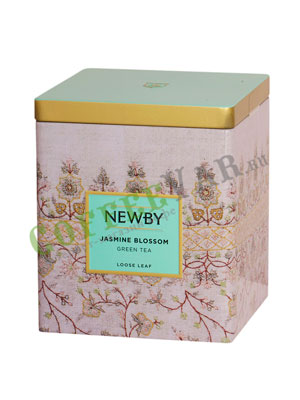 Листовой чай Newby Цветок жасмина 125 гр