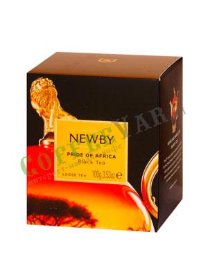 Чай листовой Newby Африканская гордость 100 гр