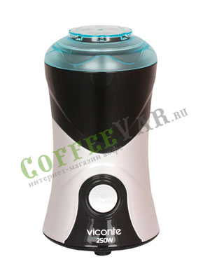 Кофемолка Viconte VC-3104 (черная)