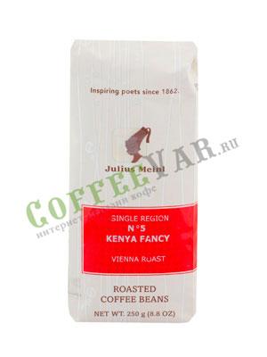 Кофе Julius Meinl в зернах Kenya Fancy №5 250гр