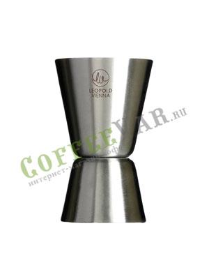 Джиггер 20/40 с делениями, сталь (00830)