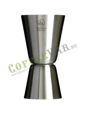 Джиггер 30/50 с делениями, сталь (00529)