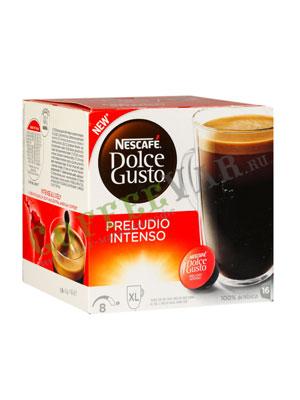 Кофе Dolce Gusto Preludio Intenso (Nescafe)