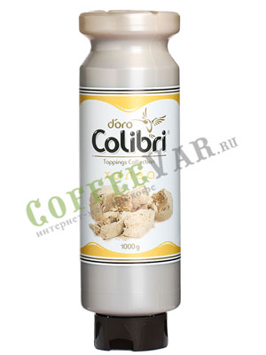Топпинг Colibri D'oro Халва 1 л