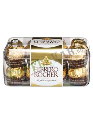 Шоколадные конфеты Ferrero Rocher Сундучок 200 гр