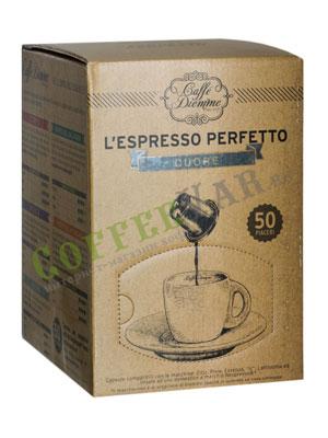 Кофе Diemme в капсулах L`espresso Perfetto Cuore 50 капсул (для Nespresso)