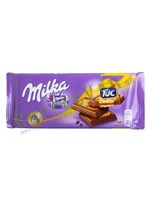 Шоколад Milka TUC 87 гр
