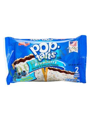 Бисквит Pop-Tarts Blueberry Печенье 104 гр