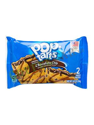 Бисквит Pop-Tarts Chocolate Chip Печенье 104 гр