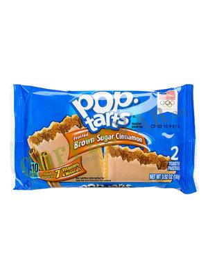 Бисквит Pop-Tarts Brown Sugar Cinnamon Печенье 104 гр