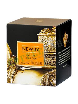 Чай листовой Newby Цейлон 100 гр