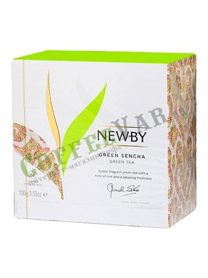 Пакетированный Newby Зеленая сенча 50 шт