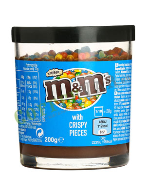 Паста M&M 200 гр