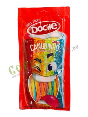 Мармелад Docile Sour Цветные карандаши со вкусом клубники 70 гр