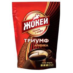 Кофе Жокей растворимый Триумф 75 гр