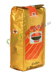 Cafes la Brasilena. Эфиопия зерно 1 кг