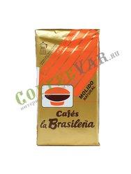 Cafes la Brasilena. Кремиссимо молотый 250 гр