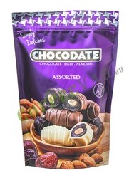 Шоколадные конфеты Chocodate Assorted 250 гр