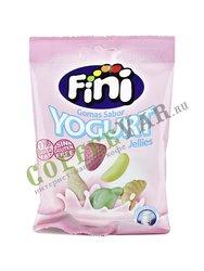 Fini Жевательный мармелад Йогурт Фрукты 100 гр