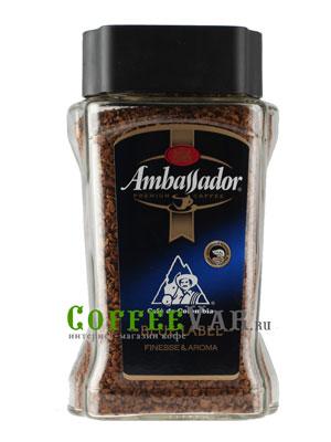Кофе Ambassador Растворимый Blue Label 190 гр