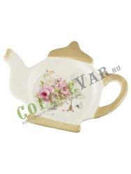 Подставка под чайные пакетики Гламур (358-1051)