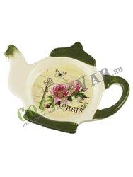 Подставка под чайные пакетики С Любовью (358-1159)