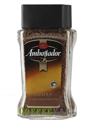 Кофе Ambassador Растворимый Adora 190 гр