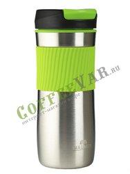 Термокружка Walmer Color зеленая 500 мл (W24002500)