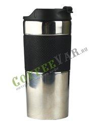 Термокружка дорожная с френч-прессом Walmer Color 350 мл (W24010350)