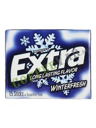 Жевательная резинка Wrigleys Extra Winterfresh