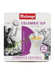 Кофе Malongo в чалдах Colombie Supremo 16 шт по 6,5гр