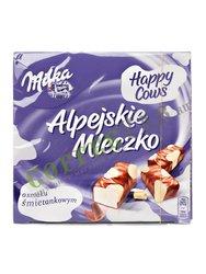 Шоколадные конфеты Milka Alpine Milk Happy Cows 330 гр