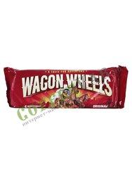 Бисквитное Печенье Wagon Wheels 228 гр