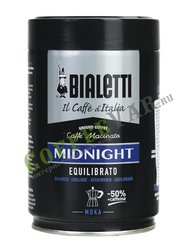 Кофе Bialetti молотый Moka Midnight 250 гр