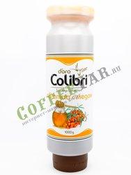 Топпинг Colibri D'oro Облепиха и Мед 1 кг